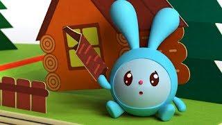 Малышарики - Летчик- серия 89 - обучающие мультфильмы для малышей 0-4 - про машинки
