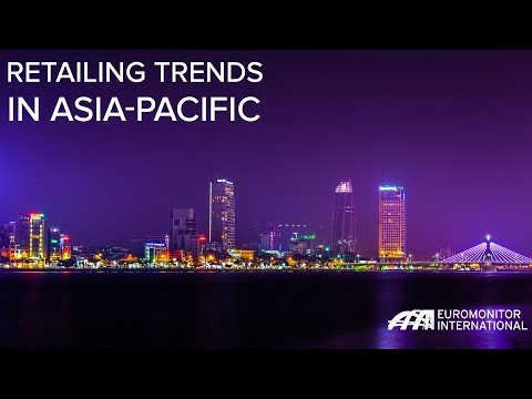 Asia Pacific Retailing Trends