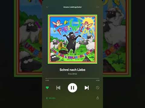Frei.wild Schrei Nach Liebe (Cover)