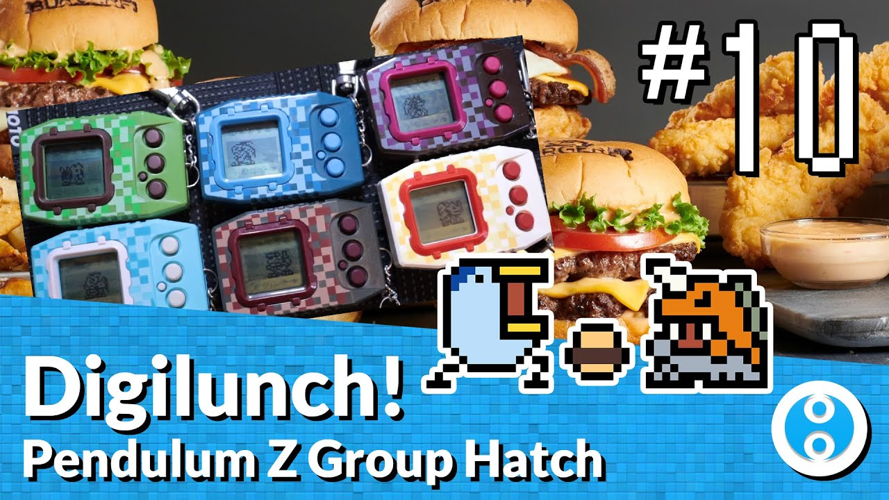 Digilunch - Almost done with the Digimon Pendulum Z - Part 10