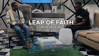 Leap of Faith | Sbu Noah on Conversations with MphoD