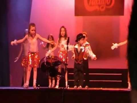Hello Dolly by Lincoln Smyth and Starmaker Stageschool Dundalk at the AIVS
