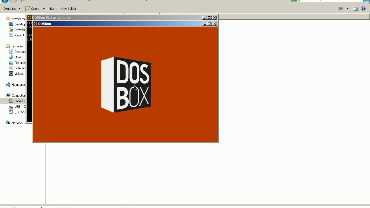 dosbox portable