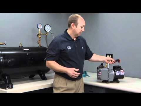 JB Industries – Eliminator Vacuum Pump – How To