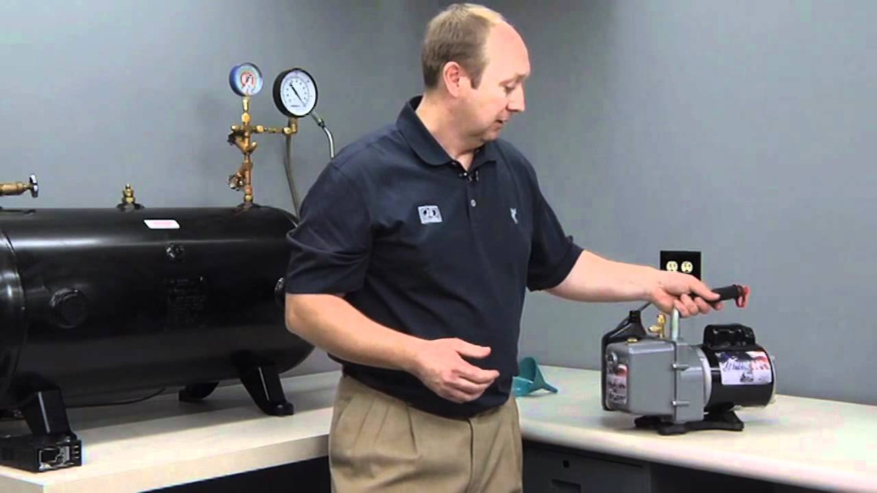 JB Industries - Eliminator Vacuum Pump - How To