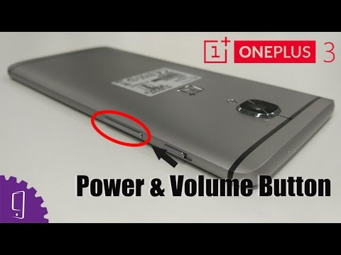 Download OnePlus 3 Power and Volume Button Flex Repair Guide
