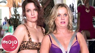 Top 10 Funniest Tina Fey & Amy Poehler Moments