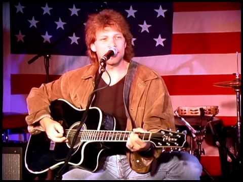 Jon Bon Jovi - Wanted Dead or Alive The stone pony, Asbury Park, NJ 2001