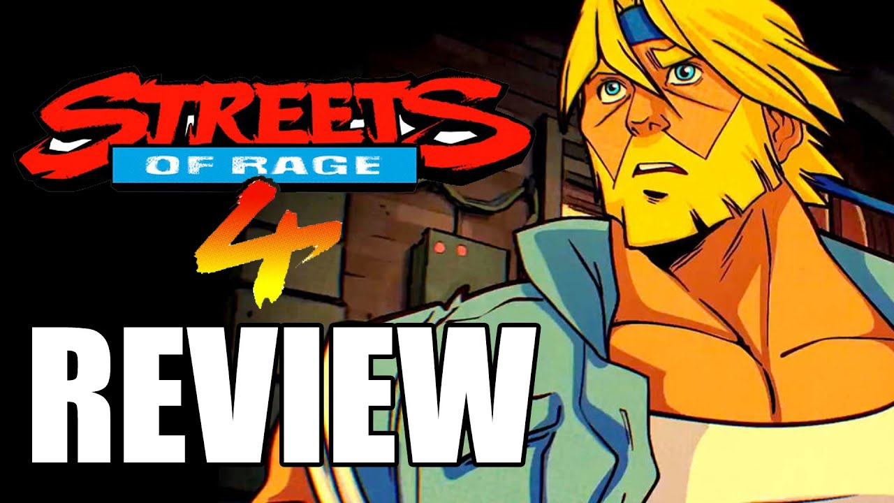 Streets of Rage 4 Review - The Final Verdict (Video Game Video Review)