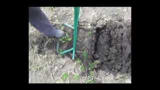 видео Ручная и механизированная разработка грунта