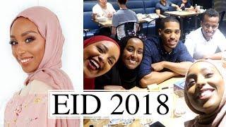 EID 2018 VLOG! | Eid Prayer + Family Time | Aysha Abdul