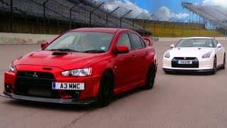 Mitsubishi Lancer Evolution X FQ-400 Videos