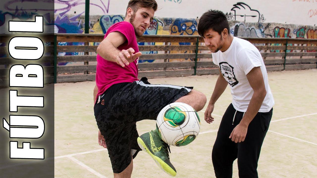 AKKA 3000 Tutorial - Street Football/Soccer Tricks and Skills for Futsal freestyle