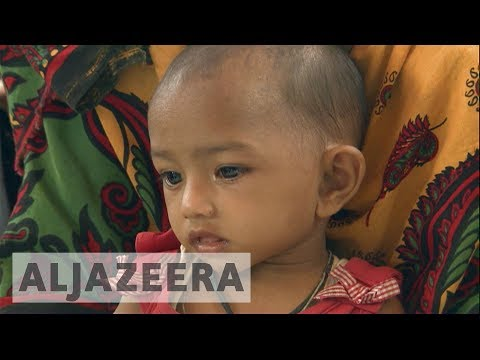 UN says 14,000 Rohingya children may die from malnutrition