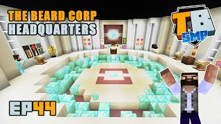 VAULT with a 5x5 piston door, and many riches! | Truly Bedrock Season 2 [44] Minecraft Bedrock