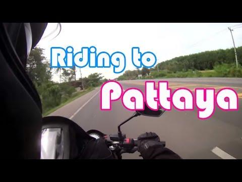 Riding from Bangkok hotels to Pattaya - Thailand Tourism - Asian Tour