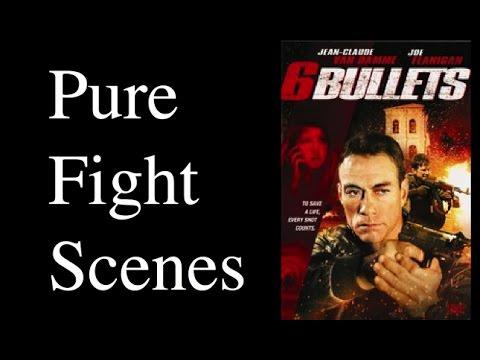 "Pure Fight Scenes: Jean-Claude Van Damme ""6 Bullets"" (2012) Joe Flanigan"