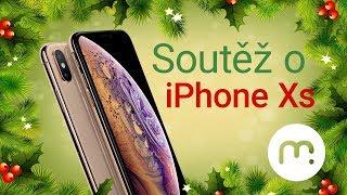 Vánoční soutěž: Vyhrajte nový Apple iPhone Xs