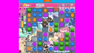 Candy Crush Saga Level 1414 ~ no boosters