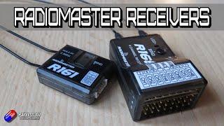 Vidéo: Radiomaster R81 8ch Frsky D8