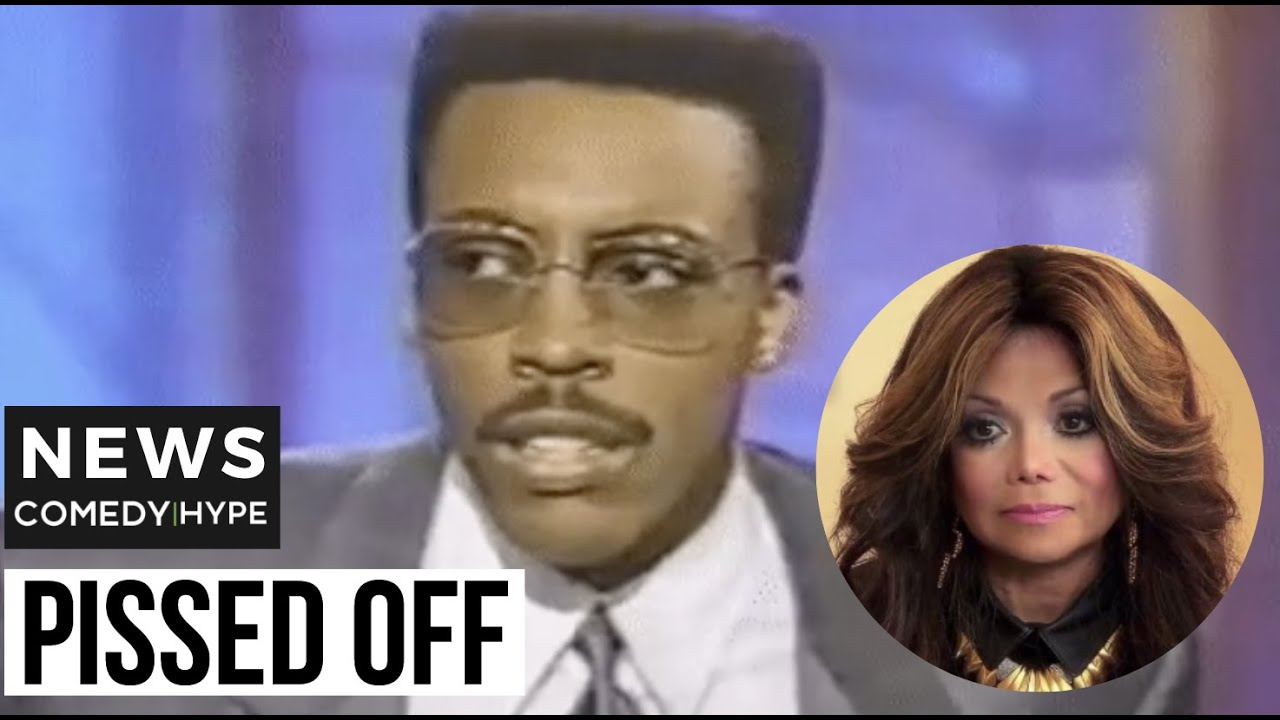 Celebrities Who Arsenio Hall Pissed Off - CH News