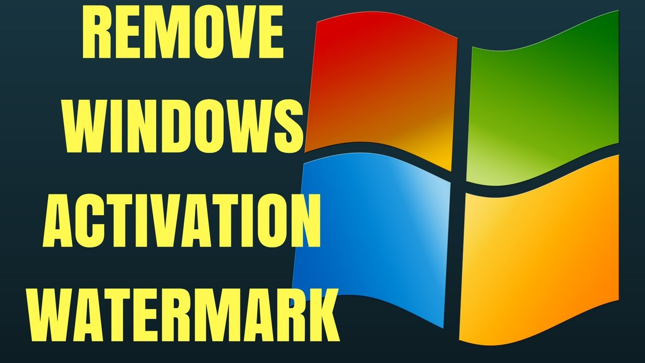 Windows 7 watermark remover | | Crack All!