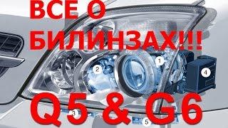 ВСЁ о Билинзах  Q5 SQR G6 - ОБЗОР