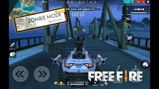Download lagu Free Fire Battlegrounds Zombie Mode Halloween Special New Zombie Mode Limited Time MP3