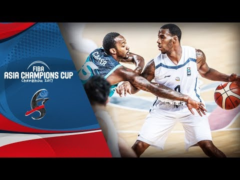 China Kashgar (CHN) v BC Astana (KAZ) - Semi-Final - Full Game - FIBA Asia Champions Cup 2017