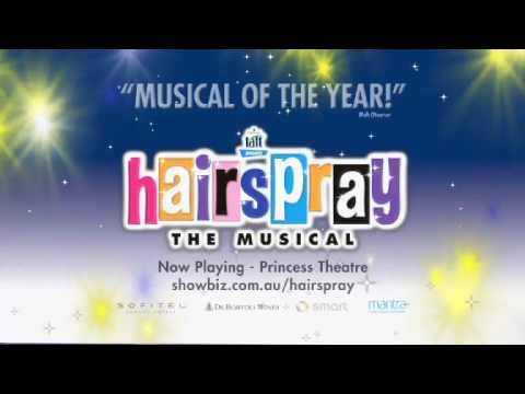Hairspray The Musical - Now Playing - Melbourne