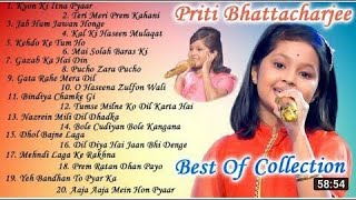 Baixar All song of Priti Bhattacharjee- superstar singer|Best Cover Collection|Water Music
