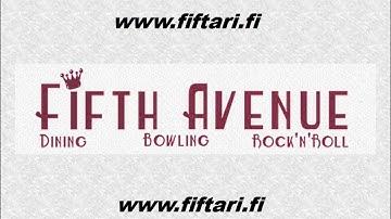 Fiftarin avajaiset 16.10.2015 FIFTH AVENUE, Hämeenlinna, Tiiriö