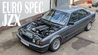 BMW E34 DRIFT CAR SHOWCASE