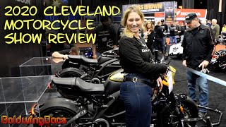 2020 Cleveland International Motorcycle Show Review and Tour