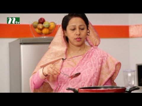Food Program - Today's Kitchen with carving artist | Healthy Dishes or Recipes l Episode 13