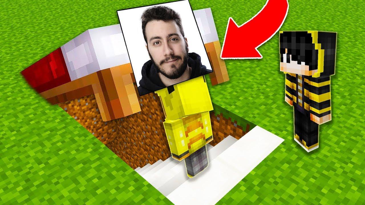 Enes Batur Un Gizli Geciti Minecraft Youtube