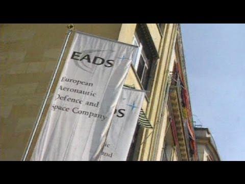 EADS - в центре скандала о взятках правительству...