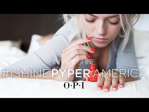 #ISHINE - Pyper America Smith