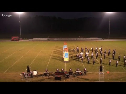 2017 LCHS Festival of Bands - Breckinridge County High School