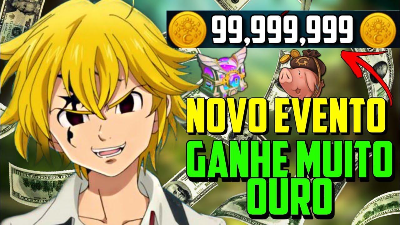 GANHE MUITO OURO COM ESSE NOVO EVENTO - THE SEVEN DEADLY ...