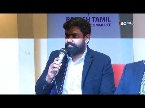 London Tamil Market 2018 Press Meet | Neyar Neram 23-03-2018 | IBC Tamil TV