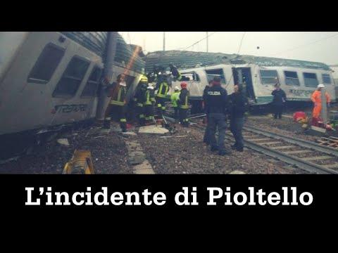 L'incidente ferroviario di Segrate