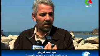 وزير الصيد البحري والموارد الصيدية في زيارة لولاية تيبازة
