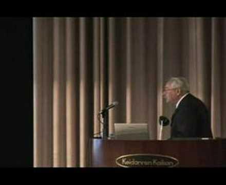 2007 Commemorative Lecture--- Prof. Dr. Peter Grünberg