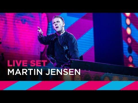 Martin Jensen (DJ-set LIVE @ ZIGGO DOME)   SLAM!