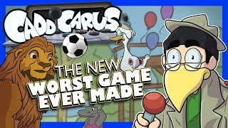 THE NEW WORST GAME EVER MADE - Caddicarus