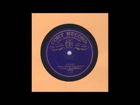 American Soprano Agnes Kimball: Adele (1913)