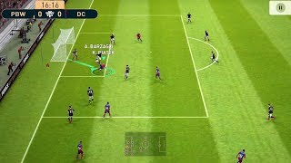 Pes Mobile 2019 / Pro Evolution Soccer / Android Gameplay #43
