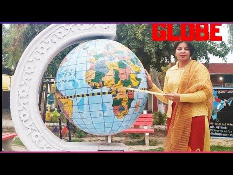 ग्लोब ||ग्लोब || महाद्वीप और महासागर||GLOBE||