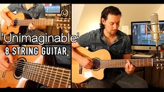 Unimaginable - by Karl Golden (8 String Nylon Guitar)